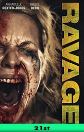 ravage movie poster vod