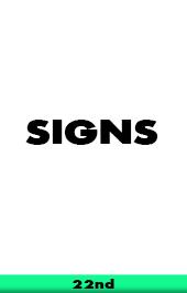 signs netflix vod no poster
