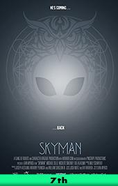 skyman movie poster vod