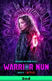 warrior nun movie poster vod