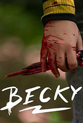 becky movie poster vod