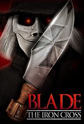 blade iron cross movie poster vod