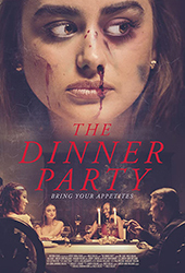 the dinner party movie poster vod