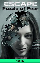 escape puzzle of fear movie poster vod