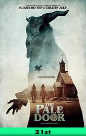 the pale door movie poster vod