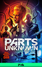 parts of unknown movie poster vod
