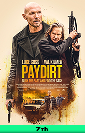 paydirt movie poster vod