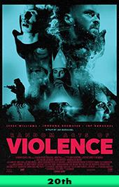 random acts of violence movie poster vod shudder