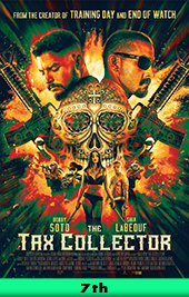 the tax collector movie poster vod