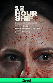 12 hour shift movie poster vod