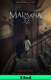 32 malasana street movie poster vod