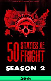 50 states of fright season 2 vod quibi