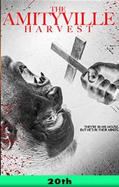 the amityville harvest movie poster vod