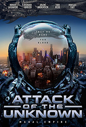 attack of the unknown movie poster vod