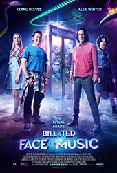 bill and ted face the music movie poster vod