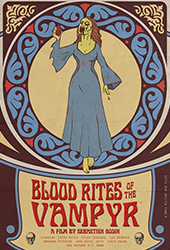 blood rites of the vampyr movie poster vod
