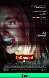 followed movie poster vod