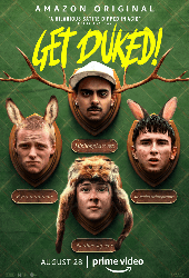 get duked movie poster vod