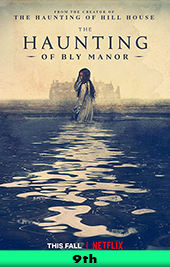 haunting of bly manor movie poster vod