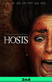 hosts movie poster vod