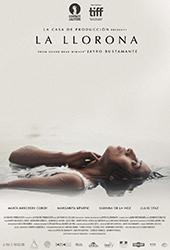 la llorona movie poster vod