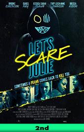 lets scare julie movie poster vod