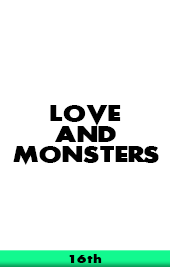 love and monster movie poster vod