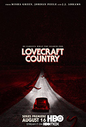 lovecraft country movie poster vod