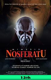 mimesis nosferatu movie poster vod