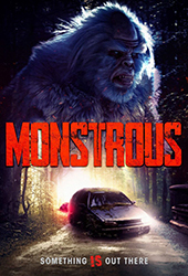 monstrous movie poster vod