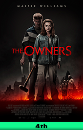 the owners movie poster vod