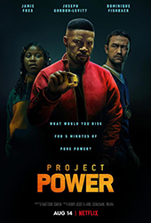 project power movie poster vod