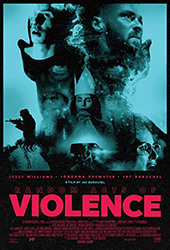 random acts of violence movie poster vod