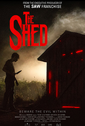 the shed movie poster vod
