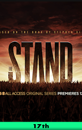 the stand movie poster vod