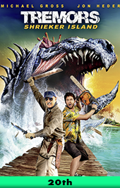 tremors shrieker island movie poster vod