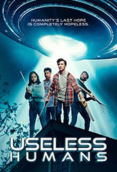 useless humans movie poster vod