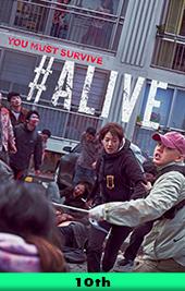 #alive movie poster vod netflix