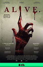 alive movie poster vod