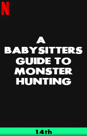 a babysitters guide to monster hunting movie poster vod