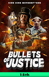 bullets of justice movie poster vod