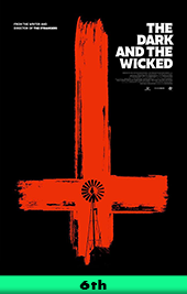 the dark and the wicked movie poster vod