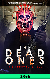 the dead ones movie poster vod