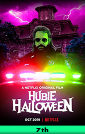 hubie halloween movie poster netflix vod