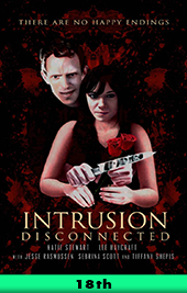 intrusion disconnected movie poster vod