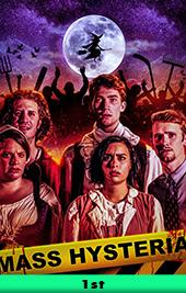mass hysteria movie poster vod