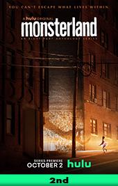 monsterland movie poster hulu vod
