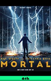 mortal movie poster vod