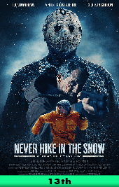 never hike in the snow movie poster vod