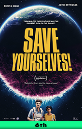 save yourselves! movie poster vod